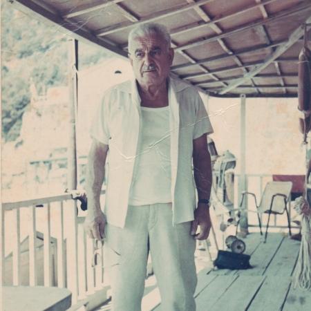 Giovanni Moggia anni '60